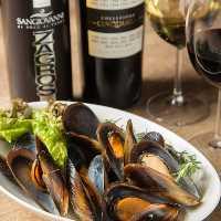ムール貝によく合うワインを使った「ムール貝の白ワイン蒸し」