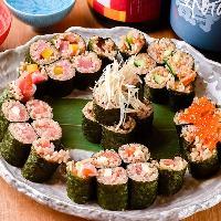 【肴巻き】 庄分酢さんの赤酢使用の肴巻きは日本酒に合います