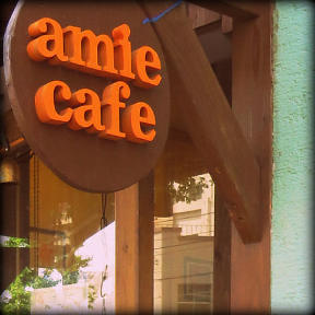 amie cafe (アミーカフェ)