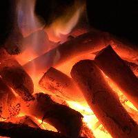 【炭火焼き】 備長炭で炙り旨みを封じ込めたお料理はどれも絶品