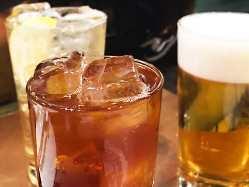 熱々のジンギスカンにキンキンの冷えたビールは相性抜群!