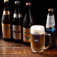 【ビール】 オリオンビールはもちろん!各種ご用意しております