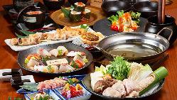 人気の「野菜巻き串」は野菜とお肉の旨味が溢れる逸品!