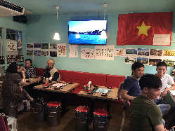 記念日には美味しいベトナム料理を囲んでの貸切パーティーも◎