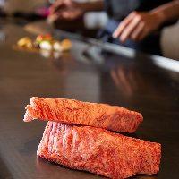 ◆ステーキ◆ 様々な部位のステーキを多数ご用意しております