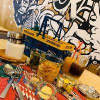 ランチ&よるカフェ