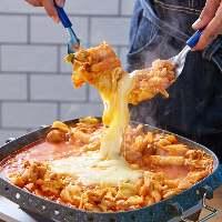 ◆*がっつり*◆ SNS映えも抜群!胃袋大満足なチーズタッカルビ