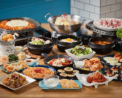 ◆*ほっこり*◆ 本場韓国の家庭の味も豊富に提供しています