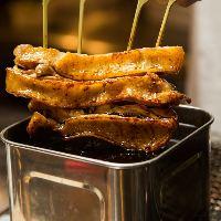 ◆鶏の蒲焼串◆ 肉の旨味が凝縮!一度食べたらやみつきの逸品