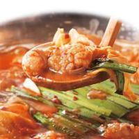 ◆もつ鍋◆ 博多伝統の味◎ぷりっぷりの食感がたまりません