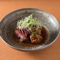 地元熊本の豊かな食材をふんだんに盛り込んだお料理の数々。