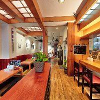 【アットホーム空間】 居心地の良い寛ぎの空間では宴会も可能◎