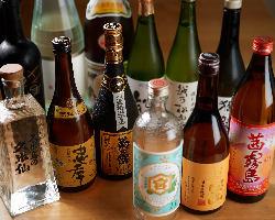 30種の飲み放題は 1320円からご用意しております。