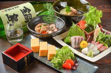 日本酒&梅酒ダイニング つきうさぎ