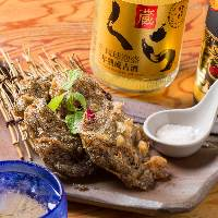 【沖縄料理】 もずくの天ぷらや海ぶどうなどを気軽にどうぞ