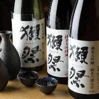 人気の日本酒も仕入れ値の価格 原価でご提供