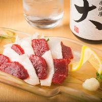 【郷土料理】 熊本に来たらぜひ食べていただきたい料理がずらり