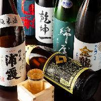 【宮城県の酒】 牛タンやアラカルトにあう日本酒を取り揃え