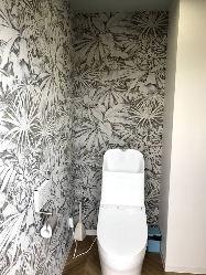 清潔・おしゃれな女性専用トイレ新設!