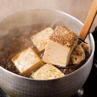サクッと軽い食感の「串天」 1本100円からございます。