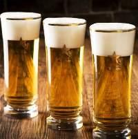 サッポロやエビスなど7種の生ビールをご用意!飲み比べもOK♪