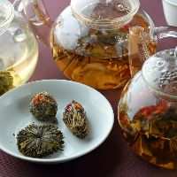 【中国工芸茶】 お湯を注ぐと花開く◎満喫できる深い香り♪