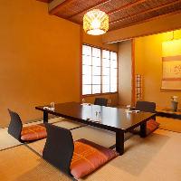 数寄屋造りの上質な個室は2名様~36名様まで幅広い人数に対応
