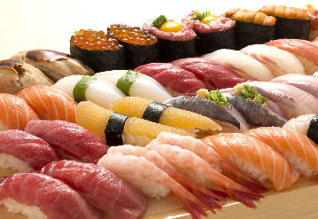 寿司食べ放題 すし玉 横浜店の画像