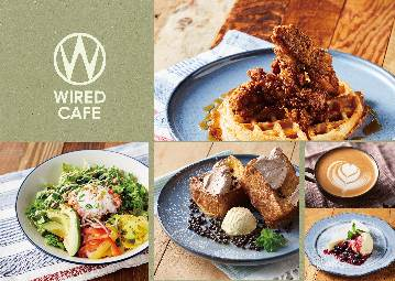 WIRED CAFE ルミネ立川店の画像