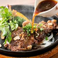 【肉料理も◎】 ガッツリ系を食べたい方もきっと満足