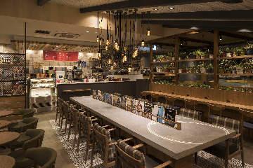 エ・プロント Caffe&bar ルミネ大宮店の画像