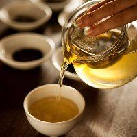 中国茶はなんと!20種類。しかも全て飲み放題コースに!!