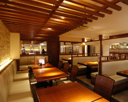 NIJYU-MARU(にじゅうまる) Oriental Market&Bistro 二子玉川