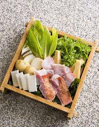 彩鮮やかな食材達で特別な料理をご用意してお待ちしております!
