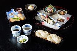 コース料理は4000円~ご用意!20名様以上で貸切も可能です♪