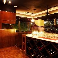 ワインの種類も豊富に取り揃えてあります