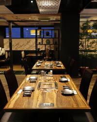 上質なお料理と空間でもてなす、接待・会食におすすめです