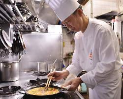 [料理人手作り] びいどろの伝統とシェフの技。本物を味をご提供