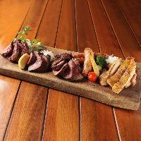 厳選野菜のバーニャカウダ(¥990)