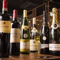 焼肉とワインの相性は抜群!焼肉に合う厳選したワインリスト!