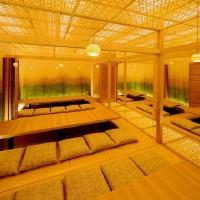 最大50名様までの大人数宴会にも対応可能な完全個室ございます。