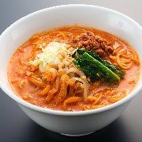 【ランチ】 人気の四川担々麺★日替わりメニューも充実。