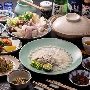 ふぐ・会席料理 CADET 山田屋の画像