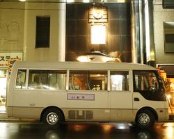法事・宴会などのバスの送迎有り(26名)まで