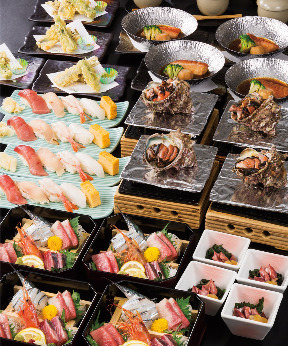 すし屋 銀蔵 東京海上日動本館店の画像