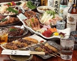 季節に合わせ旬食材で様々なメニューを考案!期間限定多数アリ