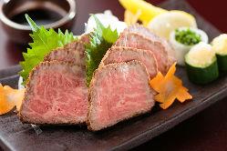牛肉本来の旨みとまろやかな舌触りをお楽しみいただけます。