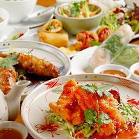 優しい味わいで日本人の好みにも良くあうベトナム料理