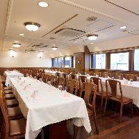 宴会コースも数種類ご用意!ご希望に合わせてお選び下さい。