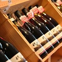 【秩父ワイン】 ワイナリーのラインナップをそのまま揃えてます